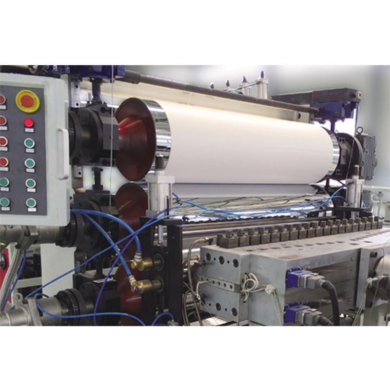 PVC Sheet Extrusion machine