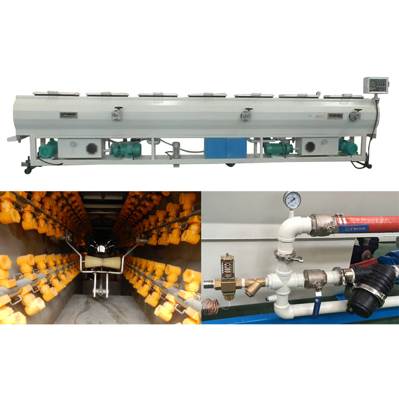 PVC/UPVC Pipe Extrusion Line from China Manufacturer - GPM
