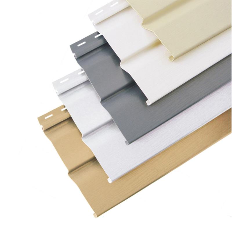 PVC vinyl siding panel making tools