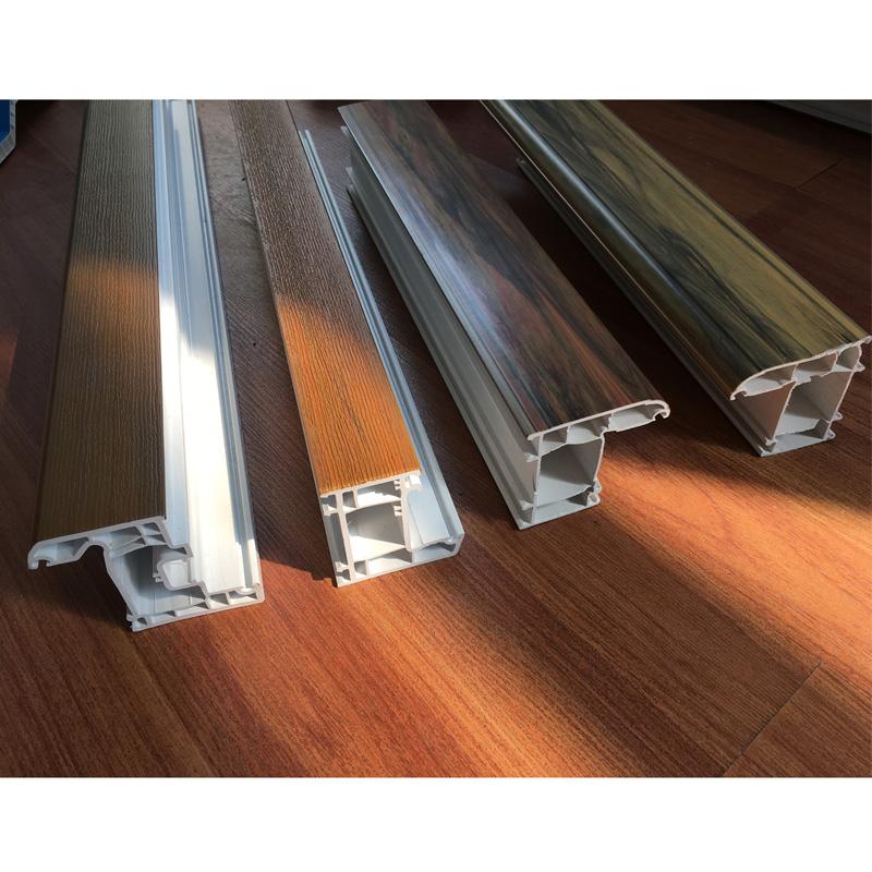PVC window Profile making machine