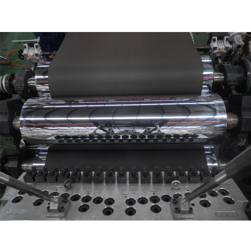 PE PP sheet production plant