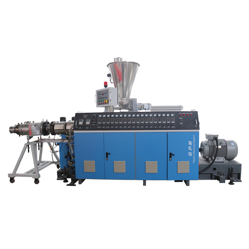 PVC Dual-Pipe Production Line