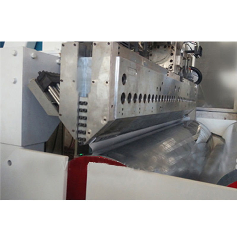 PVC cast film extrusion line