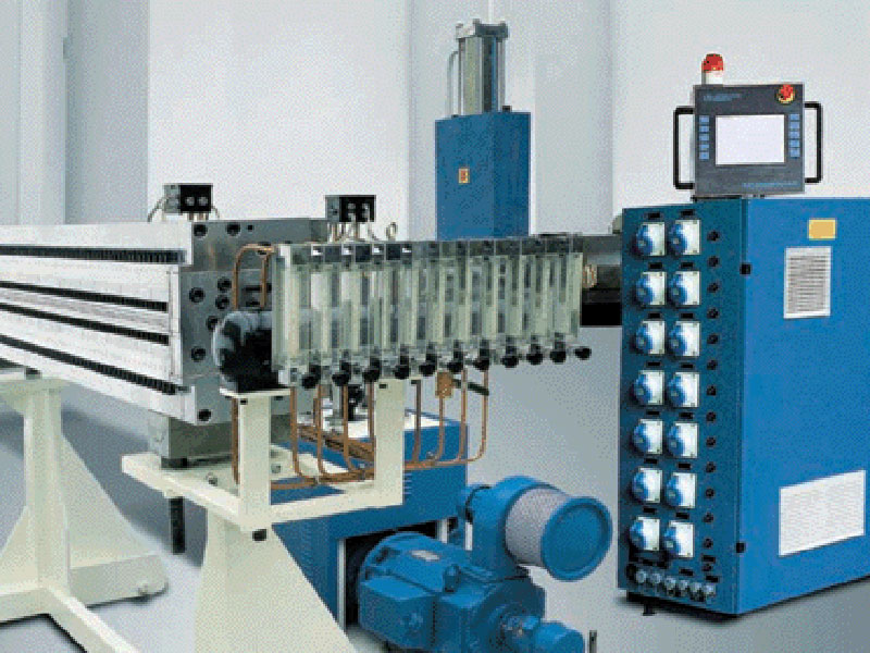 Polycarbonate Hollow Sheets Extrusion Line