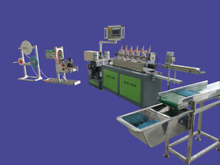 paper straw production machine