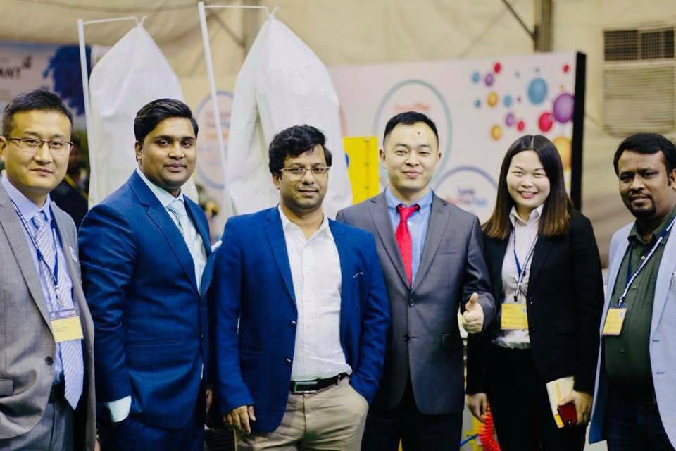 DHAKA INTERNATIONAL PLASTIC PACKAGINGAND PRINTING INDUSTRIAL FAIR(IPF 2018)